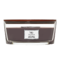 Velvet Tobacco Ellipse Candle