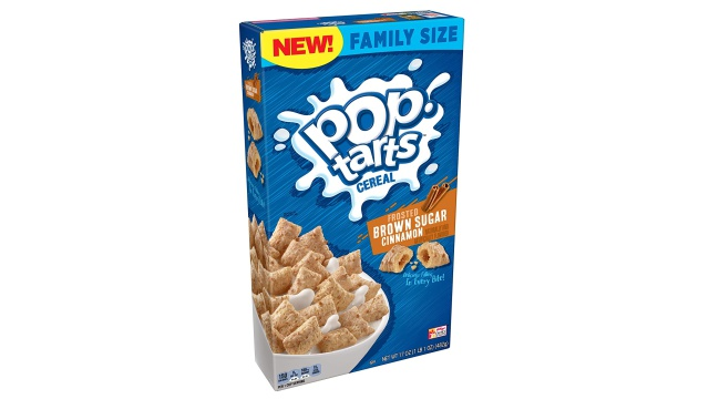 Kellogg's Pop-tarts frosted brown sugar cinnamon 317gr (USA)